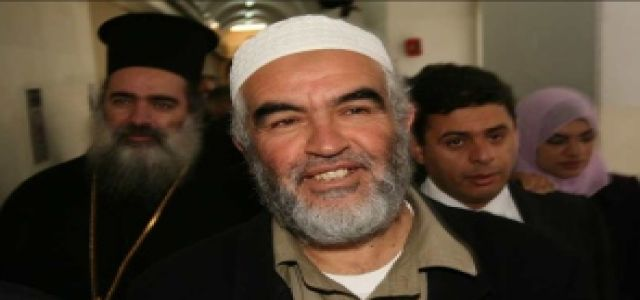 Sheikh Raed Salah seriously injured in the IOF assault on Freedom Flotilla