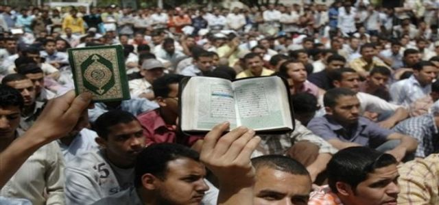 Human Rights org calls for legalizing Muslim Brotherhood